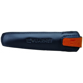 ETUI CUIR VUARNET ORANGE