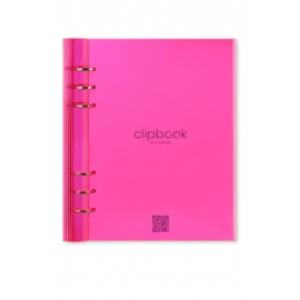 CARNET DE NOTE FILOFAX CLIPBOOK A5