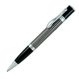 STYLO BILLE MONTEVERDE® JEWELRIA EXECUTIVE BLACK CHISEL