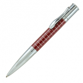 STYLO BILLE MONTEVERDE® JEWELRIA EXECUTIVE BURGUNDY GRID