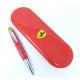 Ferrari 58946 Stylo bille Scuderia Rouge Silverstone