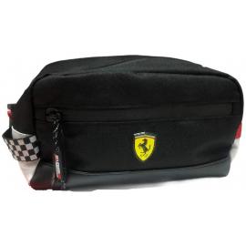 Trousse de toilette Ferrari noire