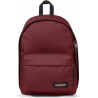 EASTPAK SAC A DOS OUT OF OFFICE BRISK BURGUNDY
